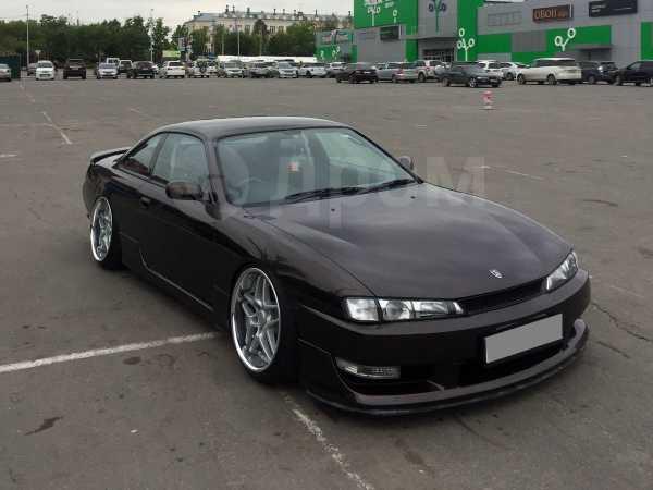 Nissan Silvia, 1997 год, 1 100 000 руб.