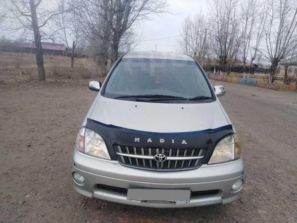 Toyota Nadia, 2000 год, 480 000 руб.