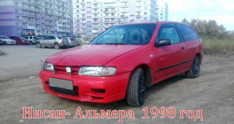 Nissan Almera, 1998 год, 75 000 руб.