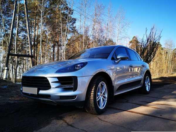Porsche Macan, 2019 год, 4 500 000 руб.
