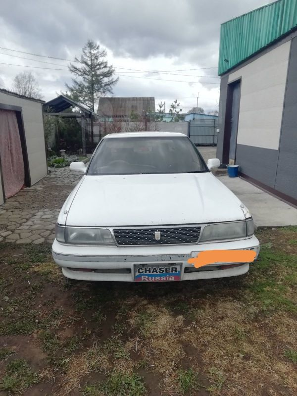 Toyota Chaser, 1991 год, 120 000 руб.