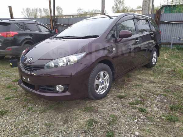 Toyota Wish, 2011 год, 1 000 000 руб.