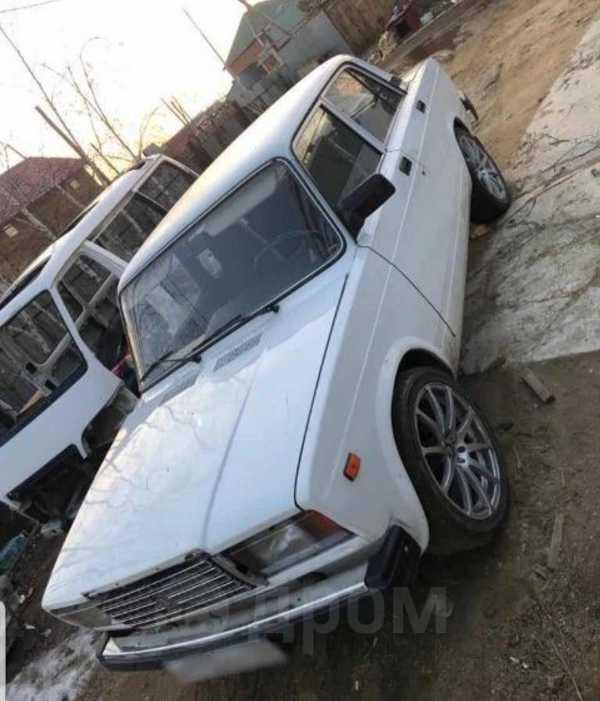 Лада 2107, 1991 год, 120 000 руб.