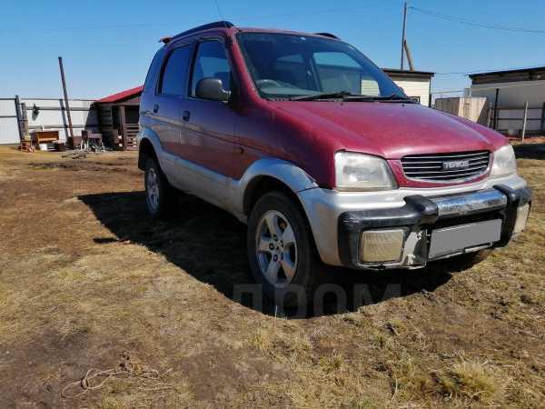 Daihatsu Terios, 1997 год, 160 000 руб.