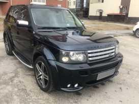Очёр Range Rover Sport