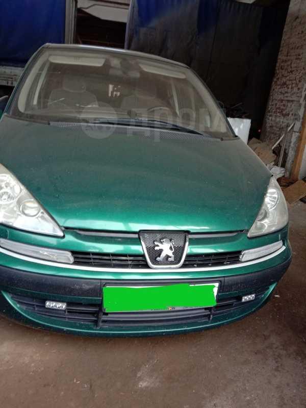 Peugeot 807, 2004 год, 570 000 руб.
