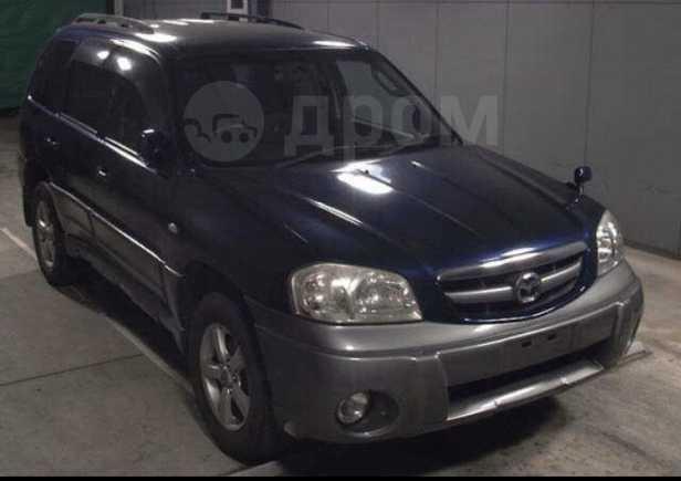 Mazda Tribute, 2004 год, 410 000 руб.