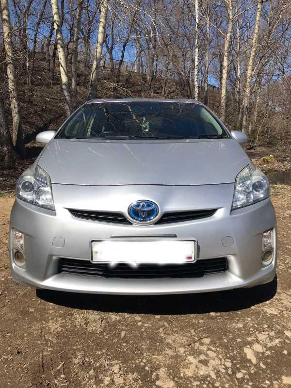Toyota Prius, 2011 год, 650 000 руб.
