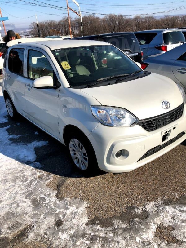 Toyota Passo, 2016 год, 430 000 руб.