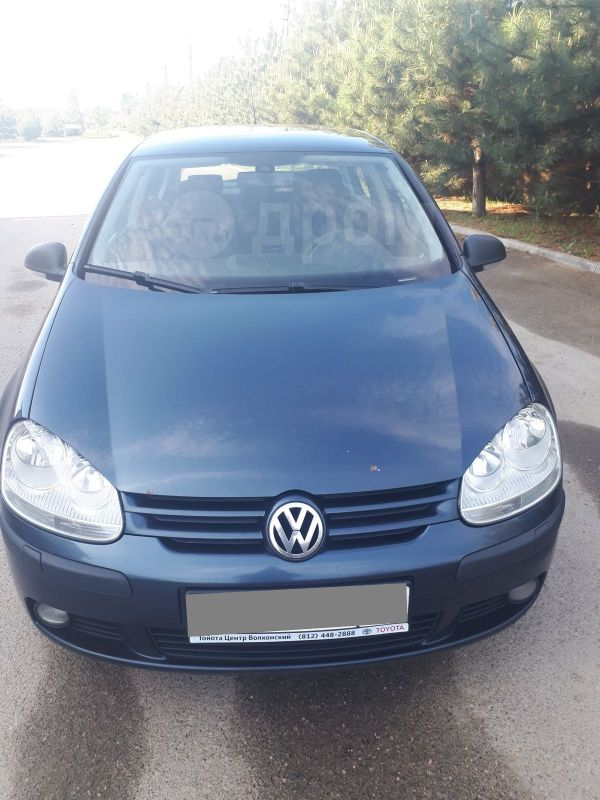 Volkswagen Golf, 2007 год, 335 000 руб.
