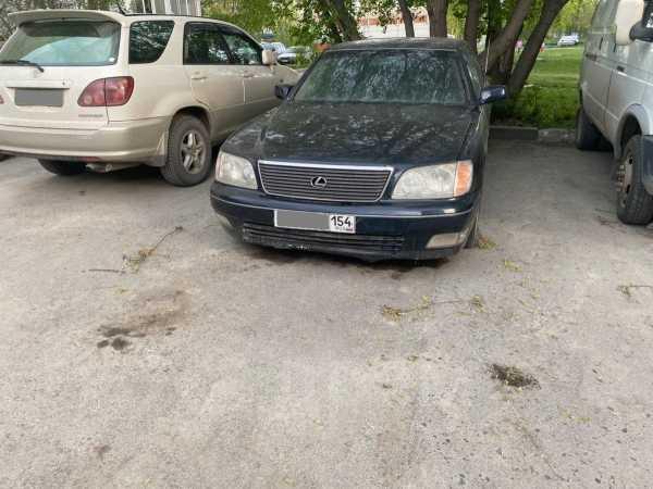 Lexus LS400, 1999 год, 480 000 руб.