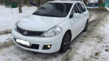 Иваново Nissan Tiida 2012