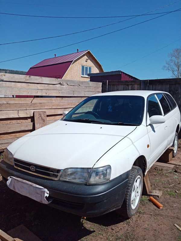 Toyota Caldina, 2000 год, 90 000 руб.