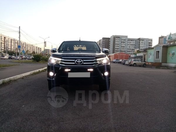 Toyota Hilux Pick Up, 2016 год, 1 850 000 руб.