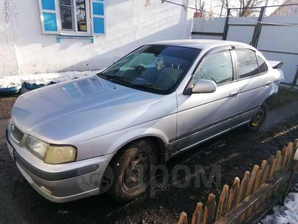 Nissan Sunny, 2001 год, 90 000 руб.