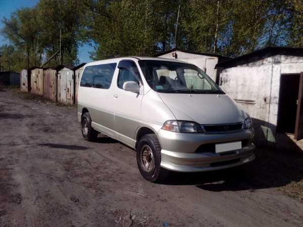 Toyota Granvia, 1996 год, 495 000 руб.