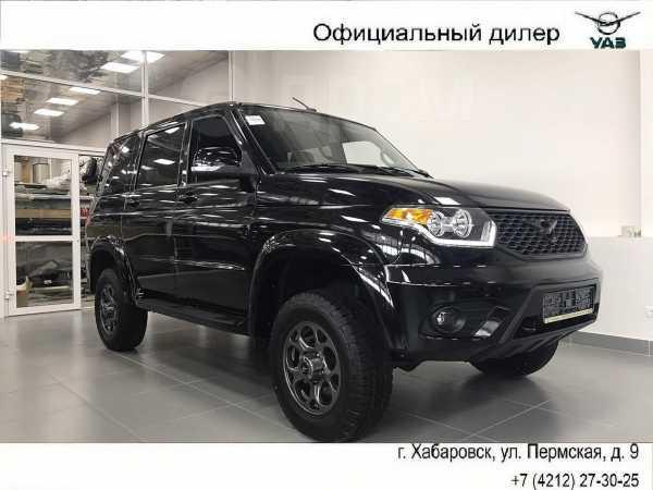 УАЗ Патриот, 2019 год, 1 367 200 руб.