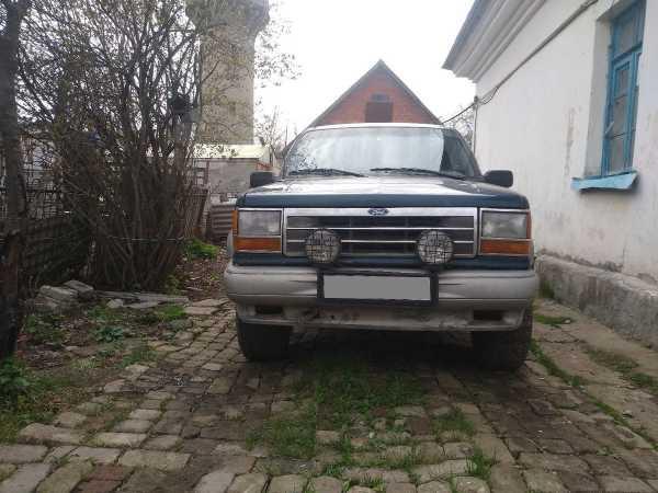Ford Explorer, 1994 год, 199 000 руб.