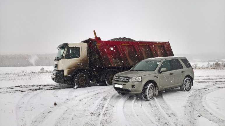 Land Rover Freelander, 2012 год, 670 000 руб.