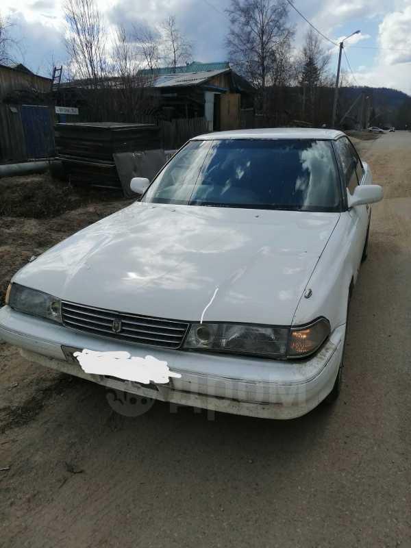 Toyota Mark II, 1988 год, 80 000 руб.