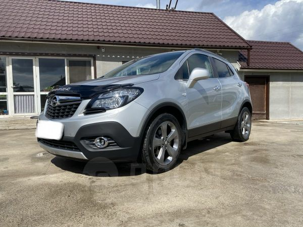 Opel Mokka, 2013 год, 787 000 руб.