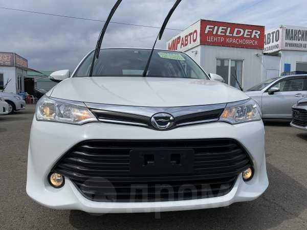 Toyota Corolla Fielder, 2018 год, 790 000 руб.