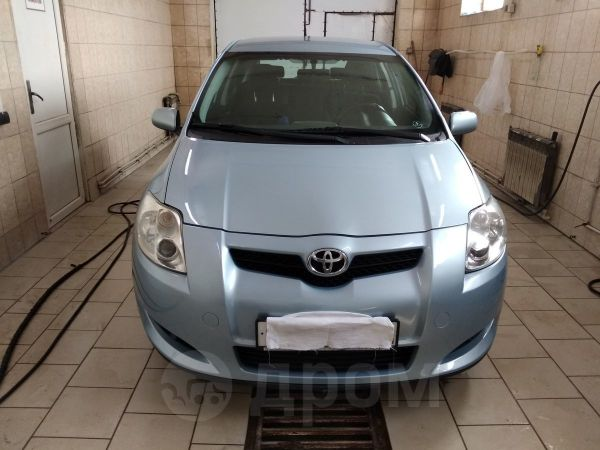 Toyota Auris, 2007 год, 480 000 руб.