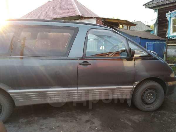Toyota Estima Emina, 1991 год, 160 000 руб.