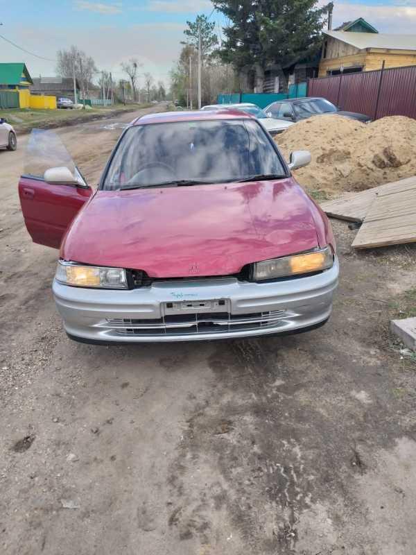 Honda Ascot Innova, 1993 год, 70 000 руб.