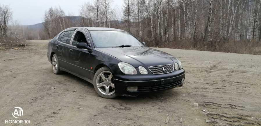 Toyota Aristo, 2001 год, 125 000 руб.