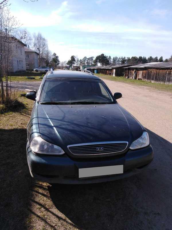Kia Clarus, 2000 год, 140 000 руб.