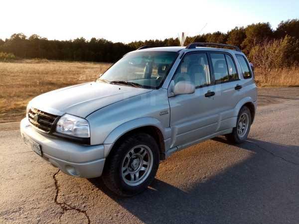 Suzuki Grand Vitara, 2001 год, 265 000 руб.