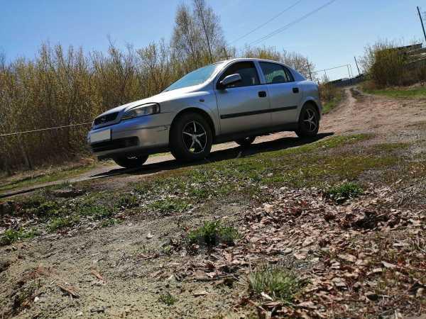 Opel Astra, 1998 год, 160 000 руб.