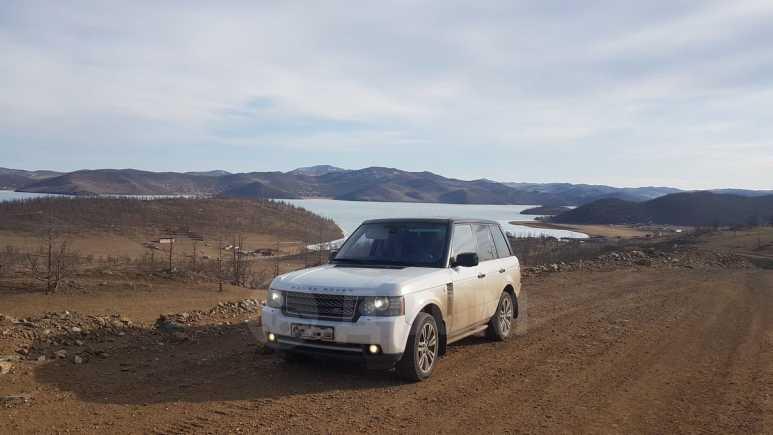Land Rover Range Rover, 2010 год, 1 340 000 руб.