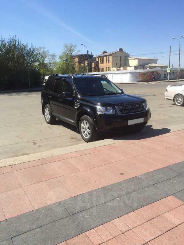 Land Rover Freelander, 2013 год, 1 190 000 руб.