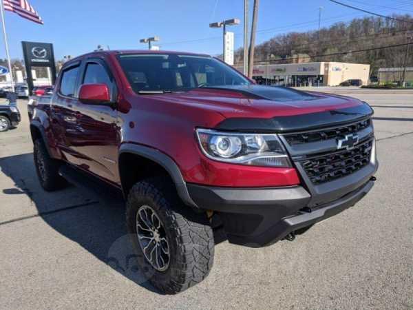 Chevrolet Colorado, 2018 год, 4 100 000 руб.