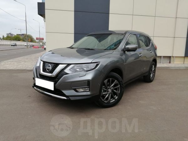 Nissan X-Trail, 2018 год, 1 599 000 руб.