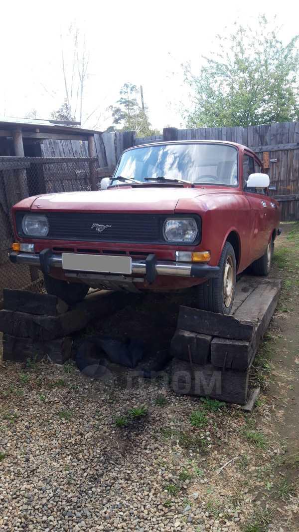 Москвич 2140, 1987 год, 35 000 руб.