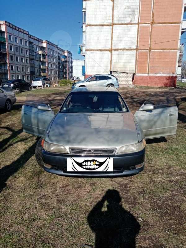 Toyota Mark II, 1992 год, 155 000 руб.
