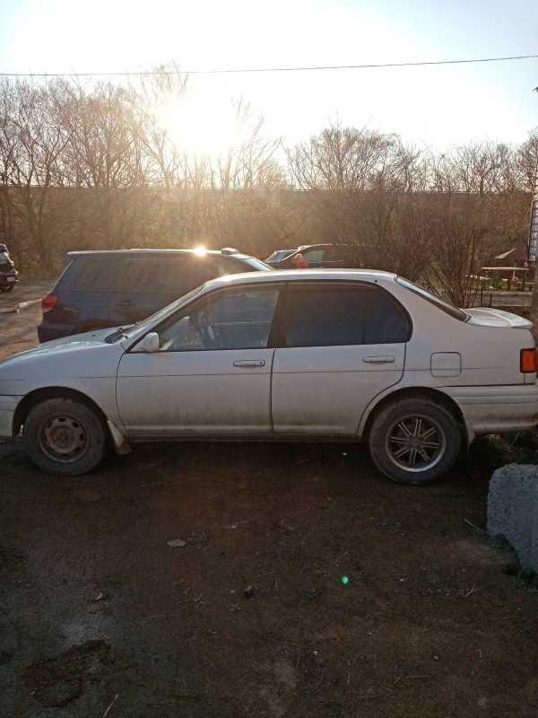 Toyota Tercel, 1991 год, 93 000 руб.