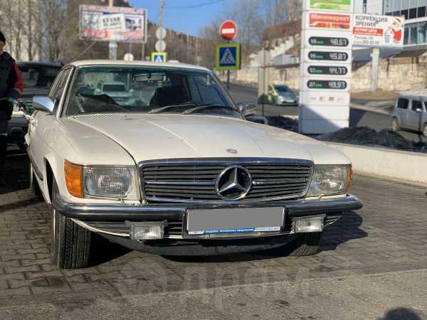 Mercedes-Benz SL-Class, 1979 год, 2 100 000 руб.