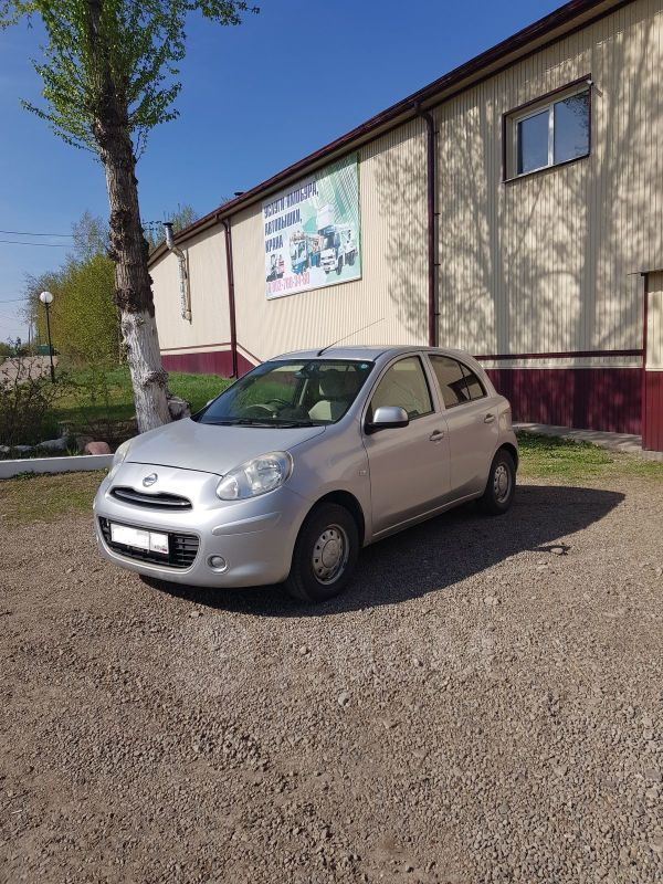 Nissan March, 2010 год, 315 000 руб.