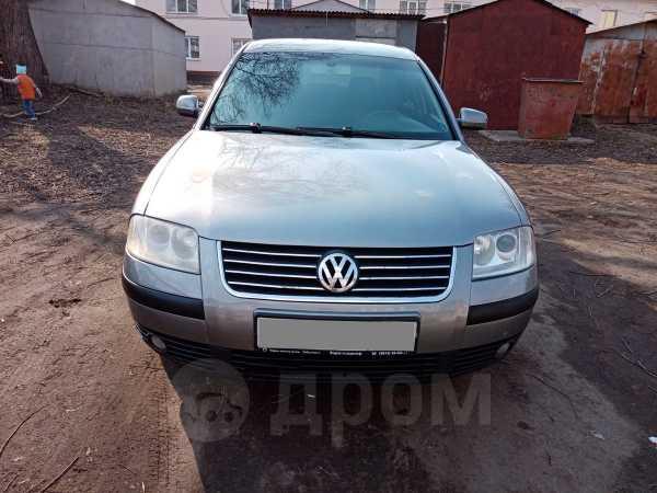 Volkswagen Passat, 2001 год, 245 000 руб.