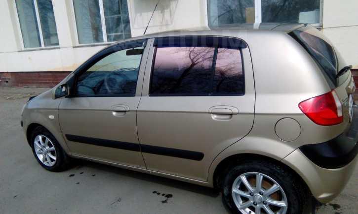 Hyundai Getz, 2008 год, 320 000 руб.