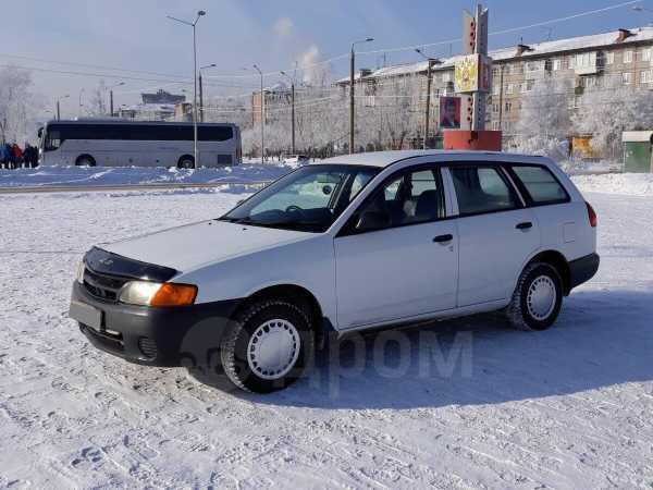 Nissan AD, 2001 год, 220 000 руб.