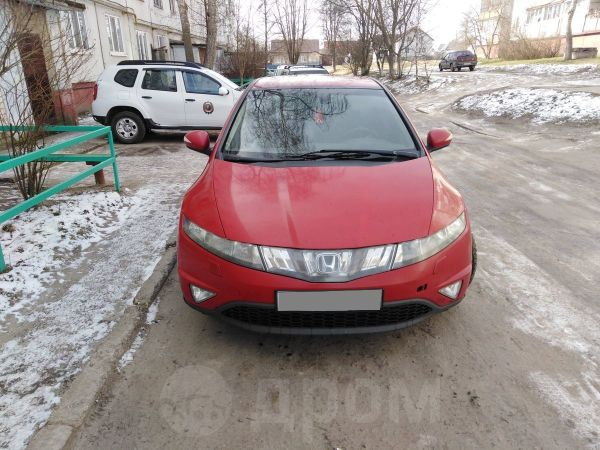 Honda Civic, 2008 год, 290 000 руб.