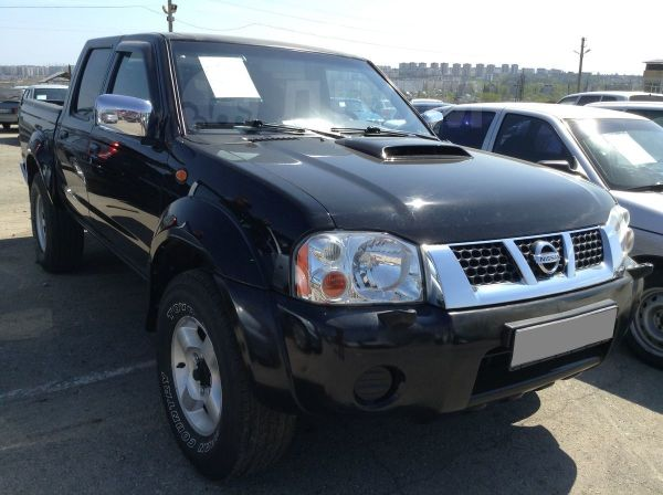 Nissan NP300, 2015 год, 699 000 руб.