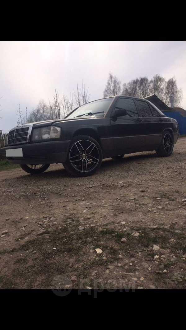 Mercedes-Benz 190, 1990 год, 100 000 руб.