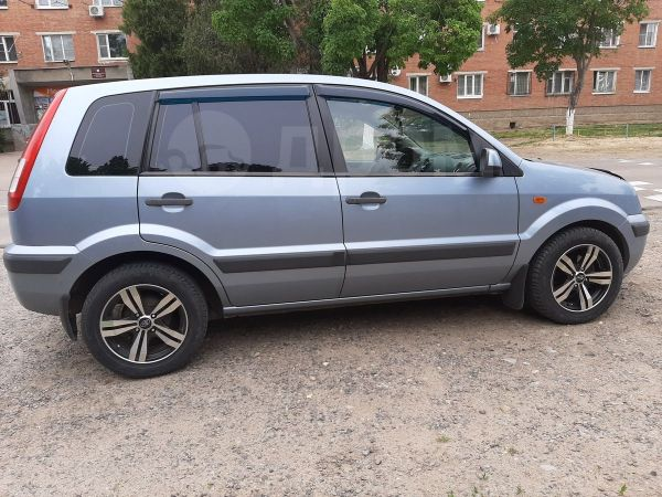 Ford Fusion, 2006 год, 320 000 руб.