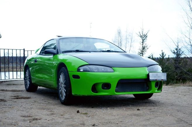 Mitsubishi Eclipse, 1995 год, 330 000 руб.